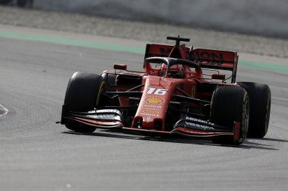 F1 testing: Leclerc ensures Ferrari fastest again on second morning