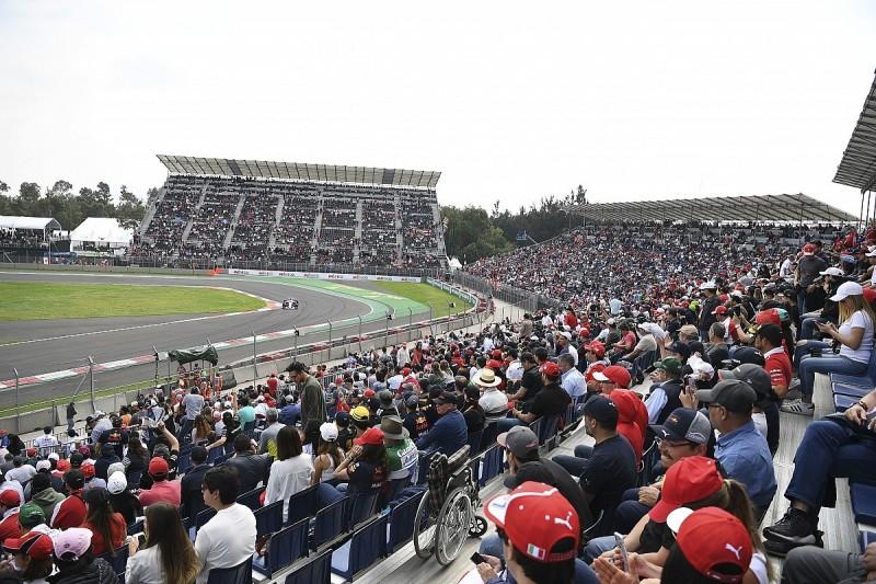 Mexican president cuts Formula 1 grand prix's funding