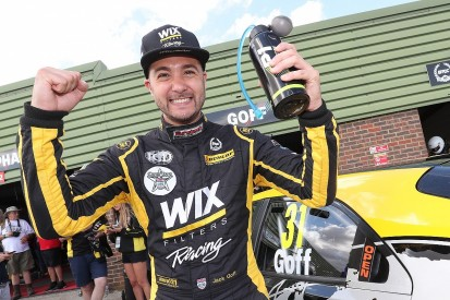 Goff assessing options after being unable to secure 2019 BTCC drive