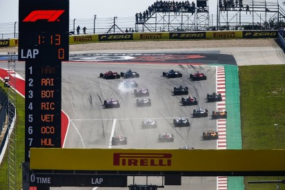 Austin's F1 GP faces financial hit after local government dispute