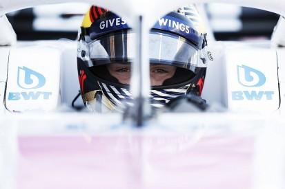 Red Bull F1 junior Dan Ticktum skips last Asian Winter Series round