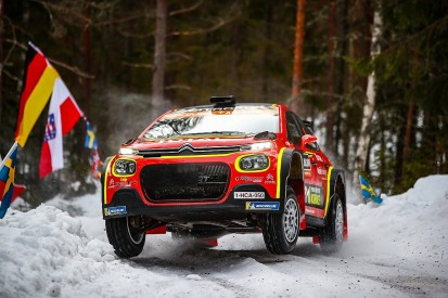 Ostberg felt 'afraid and uncomfortable' in Citroen's R5 WRC2 car