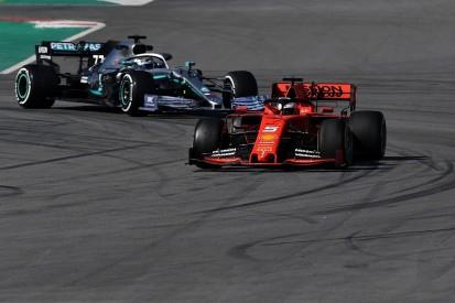 Bottas believes Ferrari is ahead of Mercedes so far in F1 testing