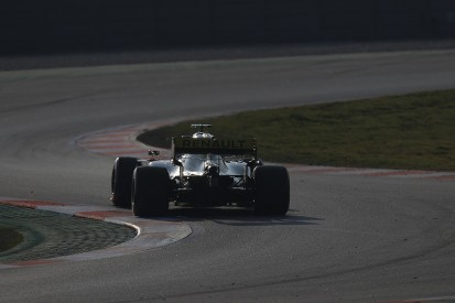 F1 testing: Renault's Hulkenberg fastest before breaking down
