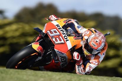 Phillip Island MotoGP practice: Marquez edges Vinales on Saturday