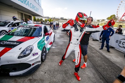 WTCR Japan: Ceccon earns Alfa Romeo first series win in race one