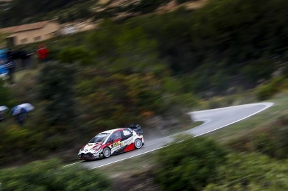 WRC Rally Spain: Latvala's Toyota leads Ogier as Sordo drops back
