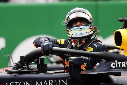 Mexican Grand Prix: Daniel Ricciardo beats Max Verstappen to pole