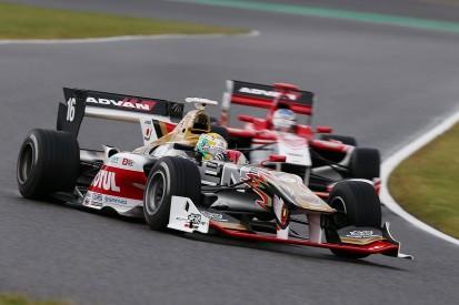 Yamamoto wins second Super Formula title in Suzuka finale