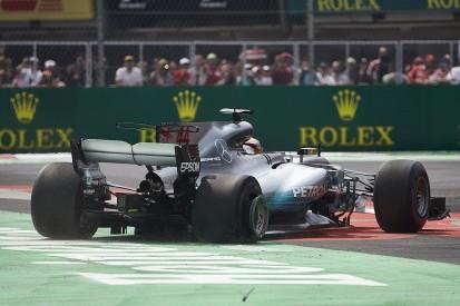 Mercedes Formula 1 team boss Wolff fears Mexican GP start mayhem