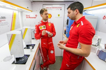 Promoted: Shell Innovations Keeping Scuderia Ferrari On Track