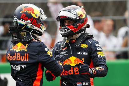 Red Bull F1 team has 'synchronised' start plan for Mexican GP