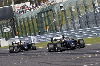 Ex-Formula 1 drivers Sato and Nakajima test new Super Formula car