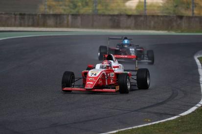 Ferrari junior Enzo Fittipaldi wins Italian Formula 4 title