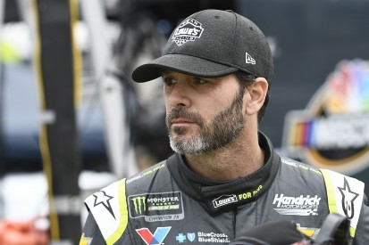 Jimmie Johnson lands new NASCAR Cup full-time sponsor for 2019