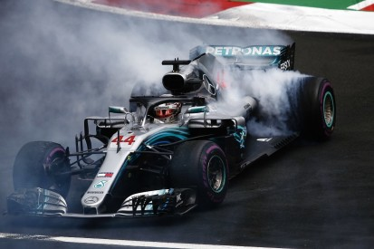 Lewis Hamilton crowned 2018 F1 world champion with 'horrible' race