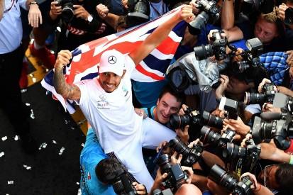 Lewis Hamilton: Beating Sebastian Vettel needed 'special moments'