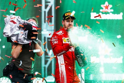 Sebastian Vettel: 2018 could be my most difficult Formula 1 season