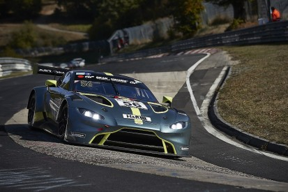 Three of Aston's new Vantage GT3 cars to be raced in Gulf 12 Hours