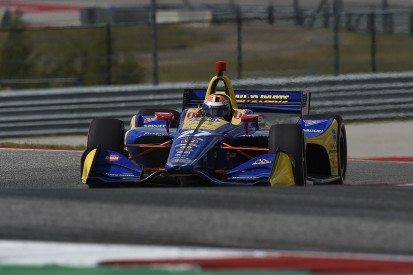 Rossi, Kanaan involved in first IndyCar test at Austin US GP venue