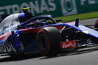 Gasly calls F1's rules over racing other cars a 'weird grey area'