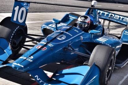 Ganassi: Rosenqvist impressively close to Dixon in IndyCar test