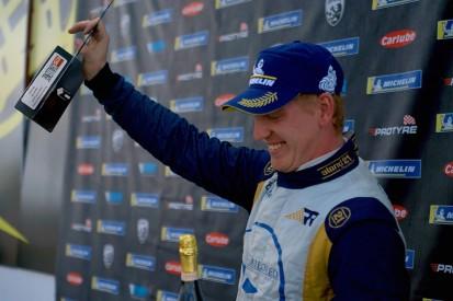 Promoted: Alex Toth-Jones joins TF Sport for '19 British GT GT4 bid