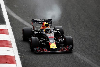 Red Bull hopes Ricciardo escapes 'dark cloud' in final '18 F1 races