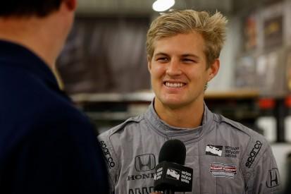 Marcus Ericsson: F1 background will raise IndyCar expectations