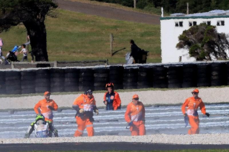 Injured LCR Honda MotoGP rider Cal Crutchlow has second surgery