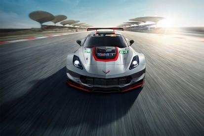 Corvette reveals special livery for WEC return at Shanghai