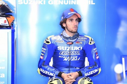 Suzuki MotoGP team suffers pre-event fire in Malaysian GP pits