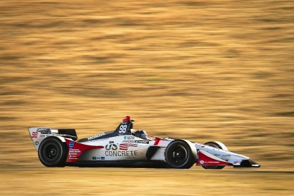 Marco Andretti invests in his #98 Andretti Herta IndyCar entry