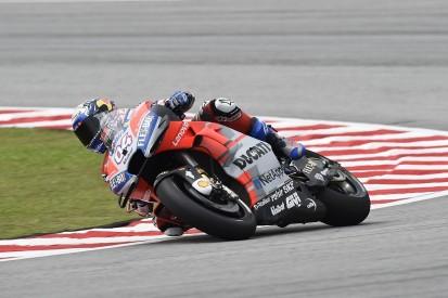 MotoGP Malaysia practice: Ducati's Andrea Dovizioso fastest in FP1