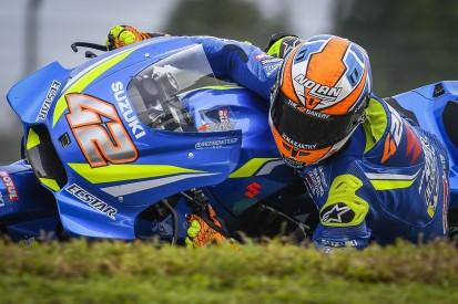 MotoGP Malaysia: Suzuki's Rins beats Marquez in second practice