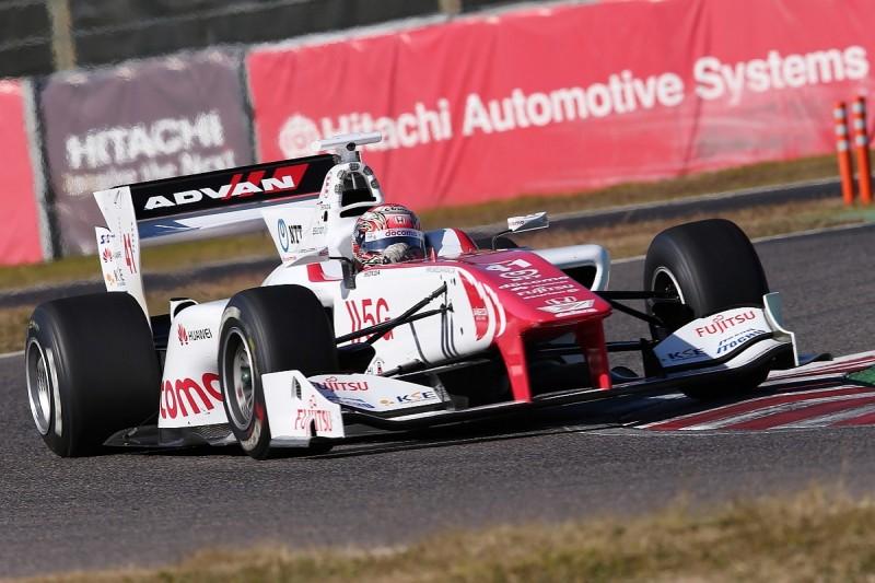 Honda F1 protege Matsushita pushing for F2 return for 2019