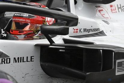 Magnussen: 'Really bad' mirrors leave F1 drivers racing 'blind'