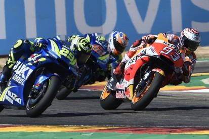 Marquez says Suzuki's MotoGP bike now capable of title challenge