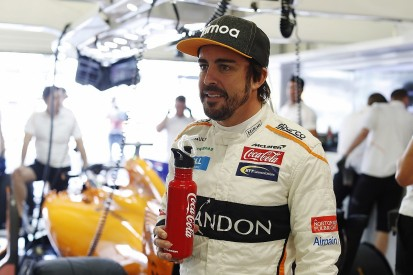 Fernando Alonso and Jimmie Johnson to do F1/NASCAR swap