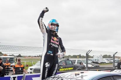 Pukekohe Supercars: Van Gisbergen beats McLaughlin despite penalty