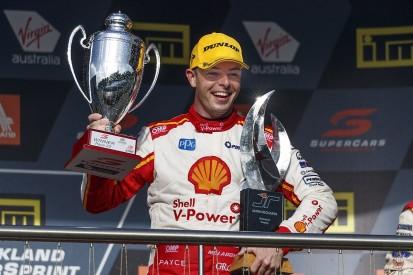 Pukekohe Supercars: McLaughlin wins, team orders help van Gisbergen