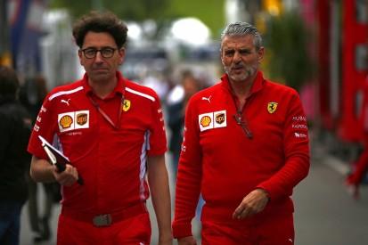 Ferrari boss Arrivabene blasts 'false rumours' of Binotto exit