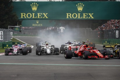 Kimi Raikkonen: Tougher penalties would stop F1 'stupidity'