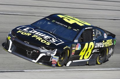 NASCAR admits it made error putting Johnson at rear of Texas field