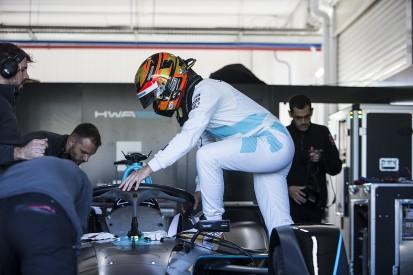 Vandoorne: HWA faces 'steep learning curve' ahead of Formula E debut