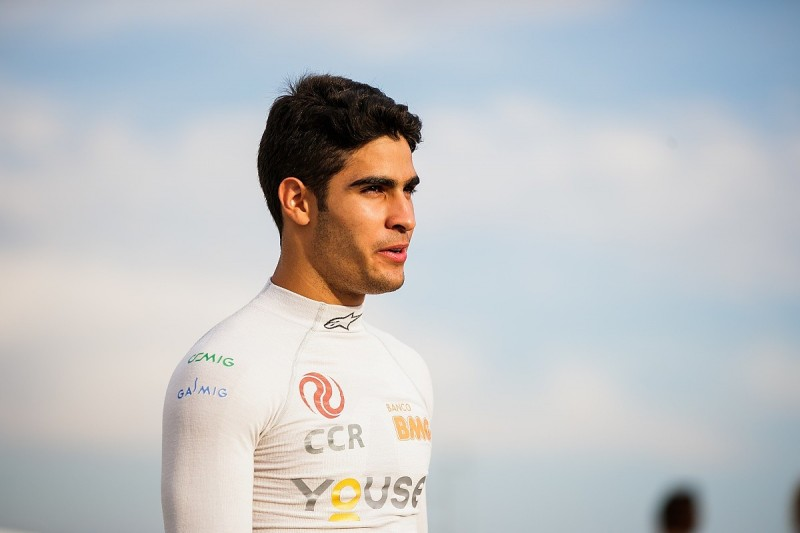 McLaren signs Sergio Sette Camara to F1 test and reserve role