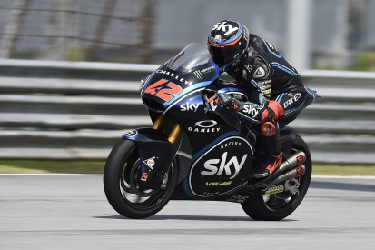 Rossi protege and 2019 Pramac signing Bagnaia had '18 MotoGP option