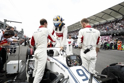 Losing Sauber F1 seat as team improves 'hurts' Marcus Ericsson