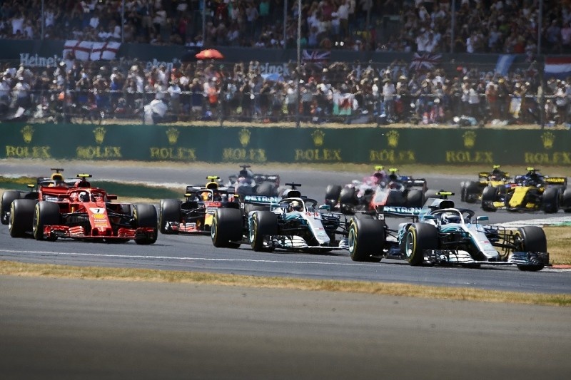 Formula 1 hints British Grand Prix could move from Silverstone