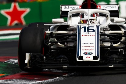 Charles Leclerc: Sauber unrecognisable compared to early-2018 shape